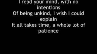 europe - carrie + lyrics