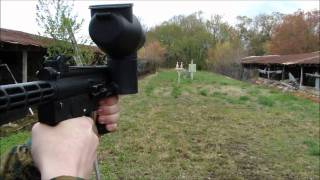 Маркер Tippmann A5 Selector Switch eGrip Marker Black
