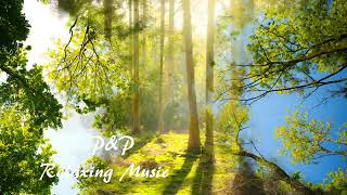 Happy Forest Relaxing Music, Sleep Music, Piano Music, Study Music, Background Music 1hr