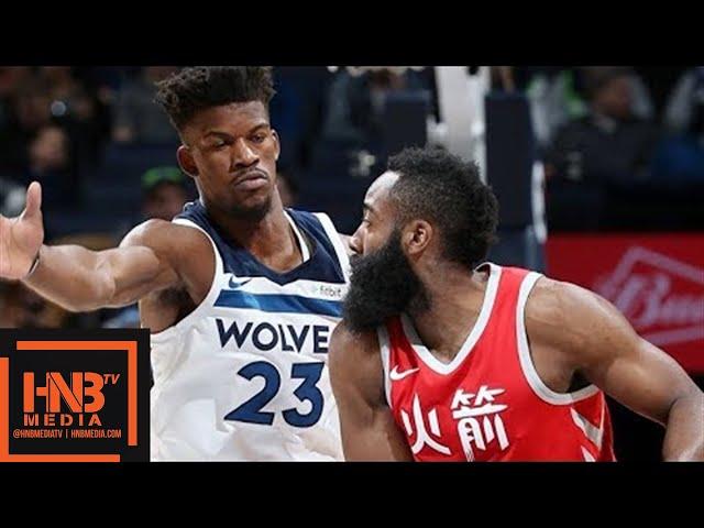 NBA/「大鬍子」哈登狂攻34分 火箭欺灰狼9連勝