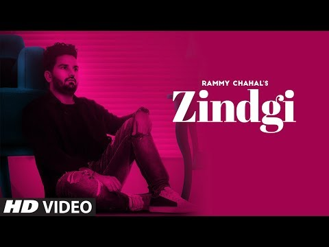 Zindgi: Rammy Chahal (Full Song) Harf Cheema - Game Changerz