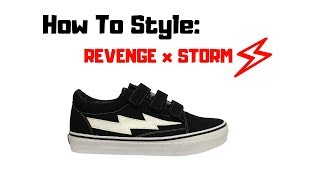 HOW TO STYLE: REVENGE X STORM BY IAN CONNOR