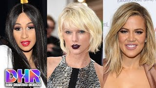 Taylor Swift Sends Cardi B WHAT?! - Kim Reacts To Khole's Pregnancy News (DHR)