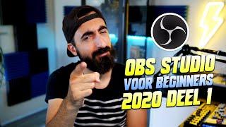 De beste OBS settings om je stream- en opnamekwaliteit te verbeteren! 🔴 2020