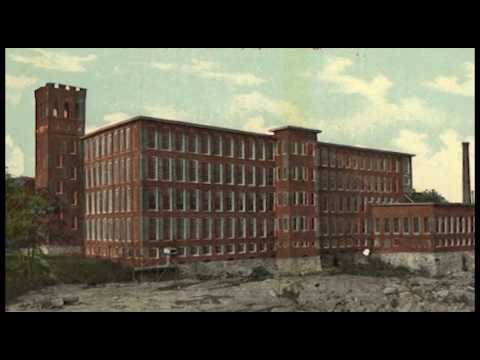 screenshot of youtube video titled The History of Glendale Mill (small thumbnail)