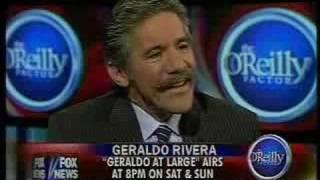 Geraldo Spanks Bill O'Reilly On Rosie 9/11