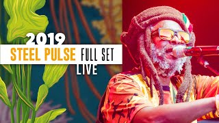 Steel Pulse | (Full Set) live at California Roots 2019