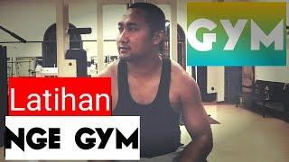 #nge gym #gym Latihan nge gym