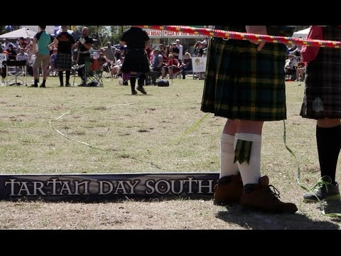 Sights and Sounds: Tartan Day South 2017