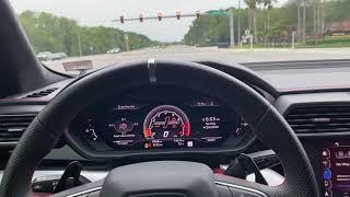 Lamborghini Urus 0-60