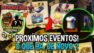 EITAA!! CAMISAS DE TIMES VOLTARAM DE NOVO!! HORARIO DO SERVIDOR AVANÇADO E  NOVOS EVENTOS!!!!