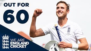 Australia Bowled Out For 60: 4th Ashes Test Trent Bridge 2015 - Full Highlights
