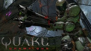 Quake Champions early access launched news image