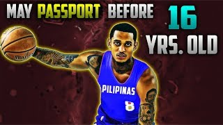 GOOD NEWS! Jordan Clarkson May PASSPORT BEFORE 16 Years old
