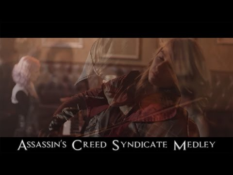 Taylor  Davis - Assassins Creed Syndicate