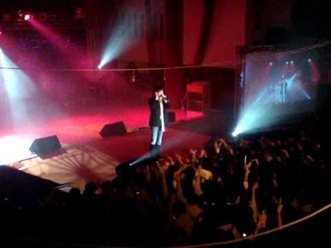 2009/12/18台北市松山高中聖誕舞會 - 李聖傑  古老的大鐘
