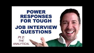 Communication Skills for Job Interviews: Answer to