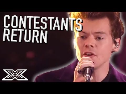 When CONTESTANTS return! Featuring Harry Styles, Little Mix and MORE   X Factor Global