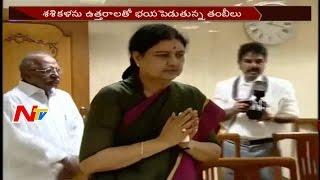 'You killed Jayalalithaa' letters to VK Sasikala..
