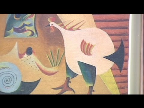 Joan Miro, il Maestro dell'evasione