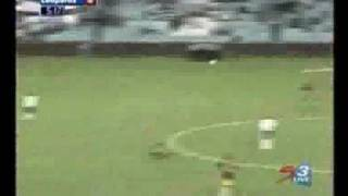 Play Tornado Hits Soccer Game