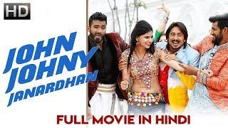 JOHN JANI JANARDHAN | New Released Full Hindi Dubbed Movie | Action Movie 2018 | South Movie