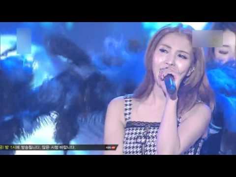 160114 BoA(보아) - Seoul Music Awards Live
