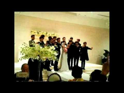 sungmin and sa eun wedding