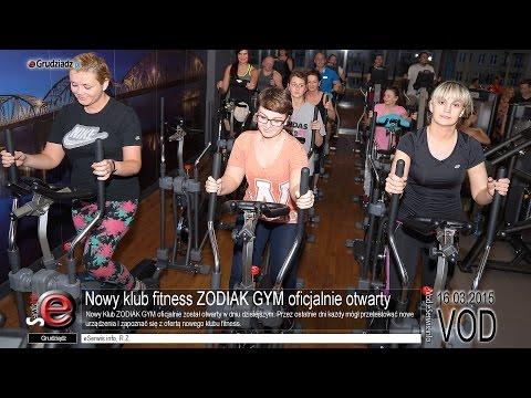 Nowy klub fitness ZODIAK GYM oficjalnie otwarty