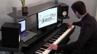 Moanin' - Blues Piano by Jonny May