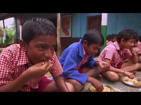 People behind Akshaya Patra's mid-day meal programme