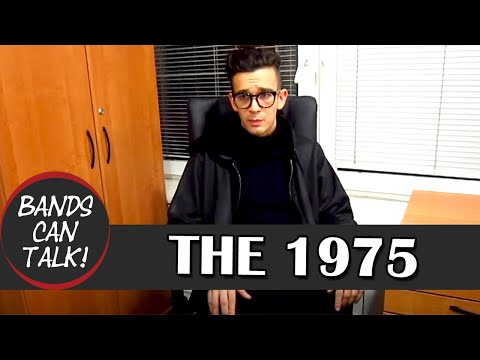 The 1975: Matthew Healy Gives The Best Interview Ever
