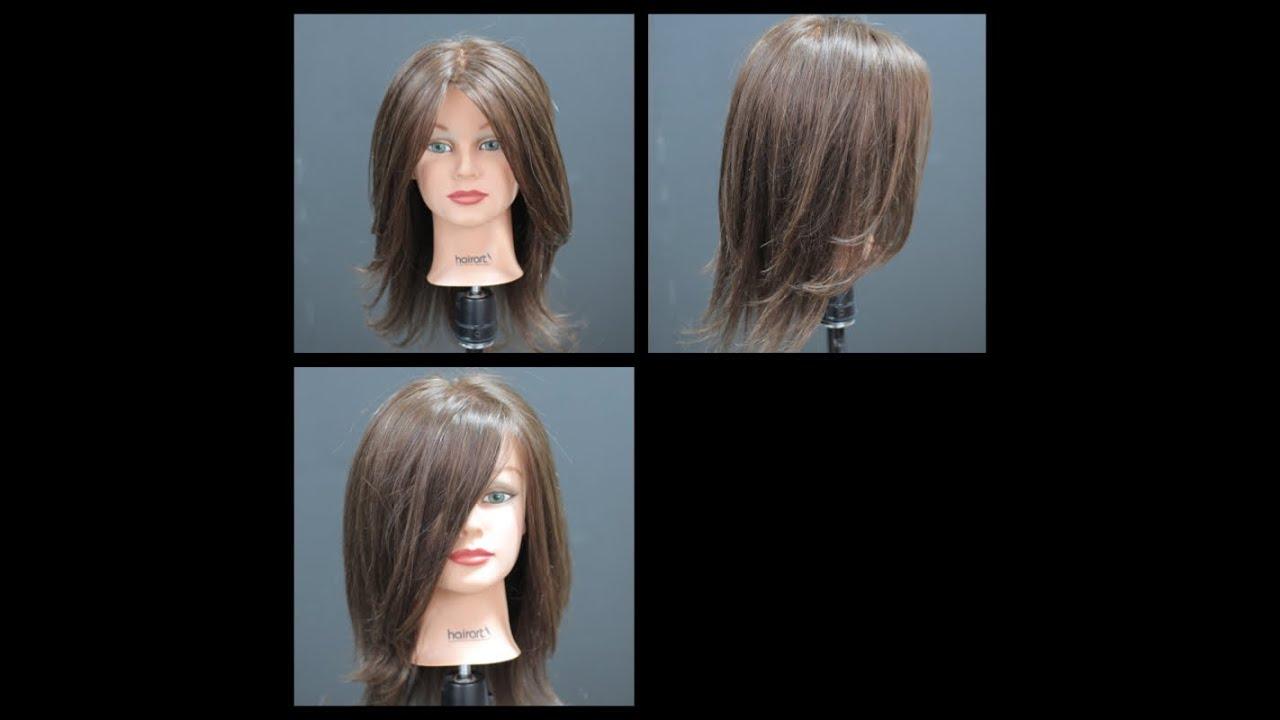 Hair Cutting Teqniques  - Magazine cover