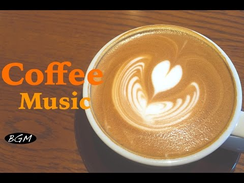 【CAFE MUSIC】Relaxing Jazz & Bossa Nova Instrumental Music For Study,Work - Background Music