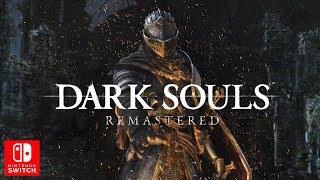 Dark Souls Remastered | Nintendo Switch | LIVE BLIND PLAYTHROUGH [#2]