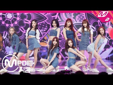 [MPD직캠] 러블리즈 직캠 4K 'Close To You' (Lovelyz FanCam) | @MCOUNTDOWN_2019.6.13
