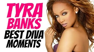 Tyra Banks - Best Diva Moments