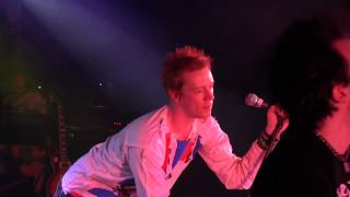 Sex Pistols Experience - tribute band.EMI.Legends Of Rock.Friday-08.03.2019.