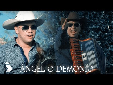 Angel O Demonio Fredy Montoya  Ft  Luisito Muñoz  (video oficial)