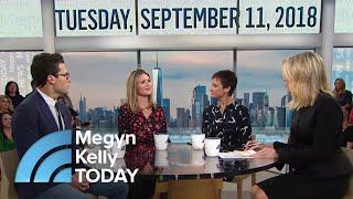 Jenna Bush Hager Reflects On 9/11 Attacks 17 Years Later | Megyn Kelly TODAY