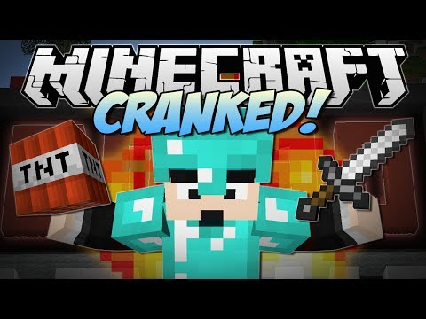 Minecraft   CRANKED! (Kill Someone Or EXPLODE!)   Minigame 1.7.4 - Smashpipe Games