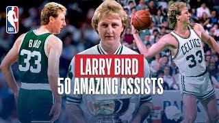 Larry Bird | 50 Amazing Assists