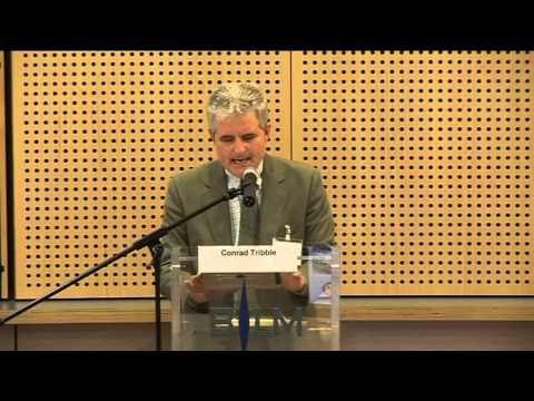 """Rede: Grußwort Conrad Tribble zur Veranstaltung """"Urheber ohne Recht"""""""