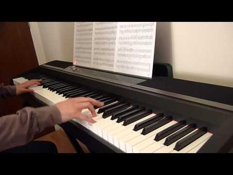 Mayday五月天【溫柔 (還你自由版)】鋼琴版 piano by CHM