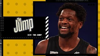 What Julius Randle's extension means for the Knicks long term   The Jump