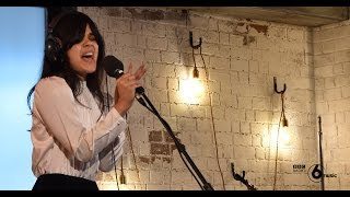 Bat For Lashes performs In God's House in the 6 Music Live Room.