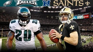 New Orleans' First Playoff Game Since Katrina (Eagles vs. Saints, 2006 NFC Divisional)