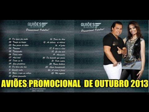 Baixar AVIÕES DO FORRÓ - PROMOCIONAL DE OUTUBRO 2013 - MÚSICAS INÉDITAS