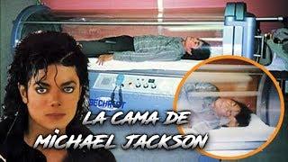 La extraña cama que haría vivir a MICHAEL JACKSON hasta los 150 años