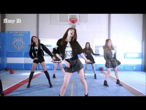 Dreamcatcher 'Lucky Strike' Mirrored Dance MV